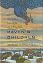 Raven's Children by Richard Adams Carey