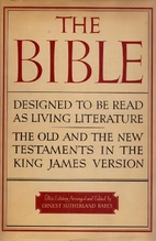 The Bible: Designed to be Read as Living…