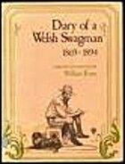 Diary of a Welsh Swagman 1869-1894 by Joseph…