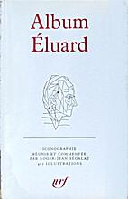 Album Eluard by Paul Éluard
