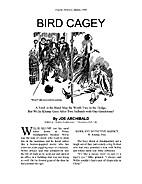 Bird Cagey by Joe Archibald