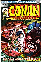 Conan the Barbarian #27 by Roy Thomas