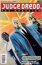 Judge Dredd The Megazine # 9