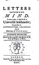 Letters concerning mind. To which is added,…