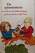De spinnentuin by Eelke de Jong