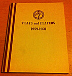 Plays and Players 1959-1960
