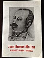 Juan Ramon Molina by Humberto Rivera