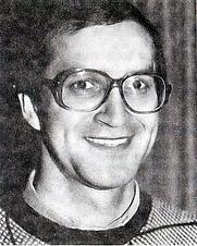 Author photo. Jan Przewoźnik (ur. 16 września 1957 w Katowicach) – polski szachista i psycholog, mistrz międzynarodowy od 1985 roku