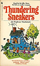 Thundering Sneakers by Prudence Mackintosh