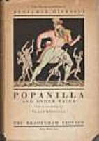 Popanilla and Other Tales by B Disraeli