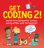 Get Coding 2! Build Five Computer Games…