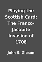 Playing the Scottish Card: The…