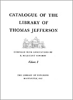 Catalogue of the library of Thomas…