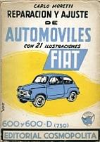 Reparación y ajuste de automóviles FIAT…