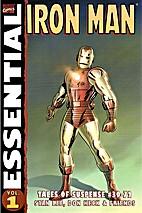 Essential Iron Man, Volume 1 by Stan Lee