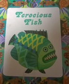 FEROCIOUS FISH by Laidlaw Brothers