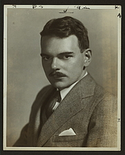 Author photo. Courtesy of the <a href=&quot;http://digitalgallery.nypl.org/nypldigital/id?1222495&quot;>NYPL Digital Gallery</a> (image use requires permission from the New York Public Library)