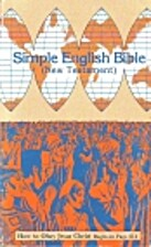 The Simple English Bible, New Testament