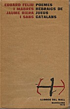 Poemes hebraics de jueus catalans (segles…