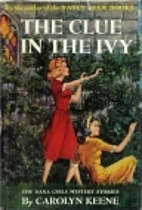 The Clue in the Ivy by Carolyn Keene