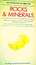 AN INSTANT GUIDE TO ROCKS & MINERALS by Eva…