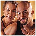 Author photo. Montel Williams & Lini Linguvic ~ Photo Courtesy of Hay House, Inc.
