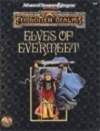 Elves of Evermeet (AD&D Fantasy Roleplaying,…