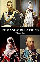 Romanov Relations Volume One by Paul Gilbert