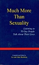 Much More Than Sexuality: Listening to 70…