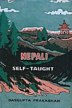 Nepali self-taught; English medium by Bidhu…