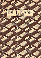 Paul Nash 1889-1946 by Andrew Causey