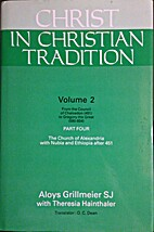 Christ in Christian Tradition: From the…
