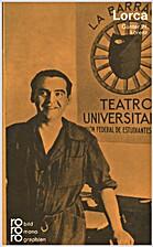 Federico García Lorca in Selbstzeugnissen…