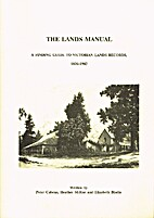 The lands manual : a finding guide to…