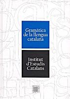 Gramàtica de la llengua catalana by…
