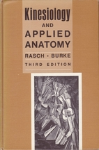 Kinesiology and applied anatomy; the science…