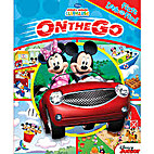 Mickey Mouse Club House-On The Go by Disney…