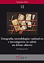 Etnografía, metodologías…