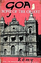 Goa: Rome of the Orient by Remy