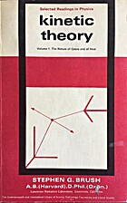 Kinetic theory by Stephen G. Brush
