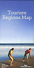 Tourism regions map : the 'Doers & Dreamers'…