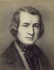 Author photo. &quot;Heinrich Heine (1840)&quot;<br>Courtesy of the <a href=&quot;http://digitalgallery.nypl.org/nypldigital/id?1533748&quot;>NYPL Digital Gallery</a><br>(image use requires permission from the New York Public Library)