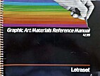 Letraset Graphic Art Materials Reference…