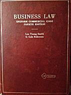 Business Law Uniform Commercial Code 4th…