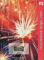 Filatelieboek België 2000