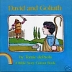 David and Goliath by Tomie DePaola