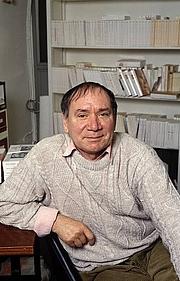 Author photo. Jacques Bens en mars 1994