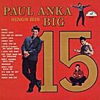 Sings his Big 15 by Paul Anka
