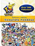 Pokemon Pocket Pokedex by Eric Mylonas