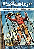 Paddeltje, de Scheepsjongen van Michiel De…